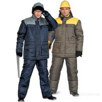 Рабочая одежда: зимние и летние комплекты